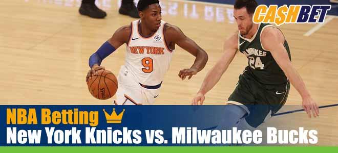 New York Knicks vs. Milwaukee Bucks