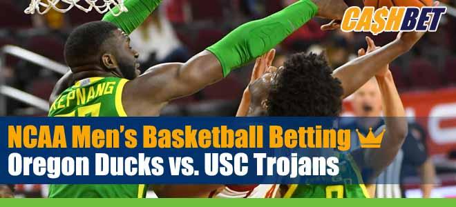 Oregon Ducks vs USC Trojans