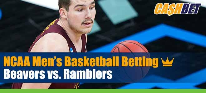 Oregon State Beavers vs Loyola Chicago Ramblers