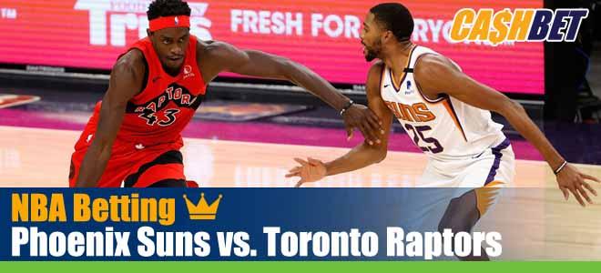 Phoenix Suns vs. Toronto Raptors