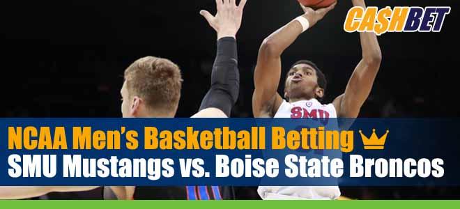 SMU Mustangs vs. Boise State Broncos