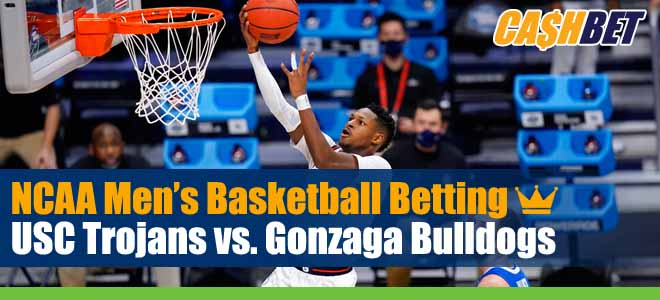 USC vs. Gonzaga NCAA Basketball March Madness Betting Picks Previews and Game Analysis