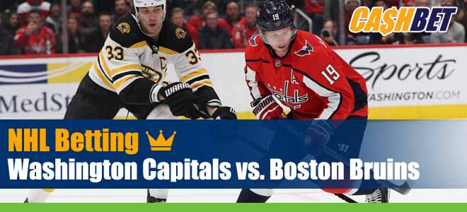 NHL Betting: Capitals vs. Bruins Betting Picks, Predictions and Game Analysis