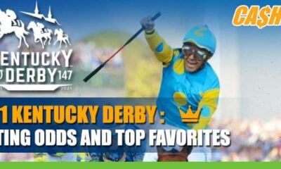 Updated 2021 Kentucky Derby Odds
