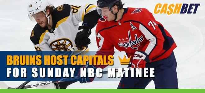 NHL betting: Washington Capitals vs. Boston Bruins Odds and Predictions