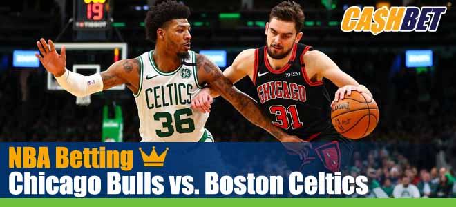 Chicago Bulls vs. Boston Celtics