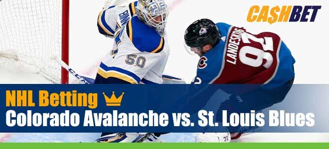 Colorado Avalanche vs. St. Louis Blues