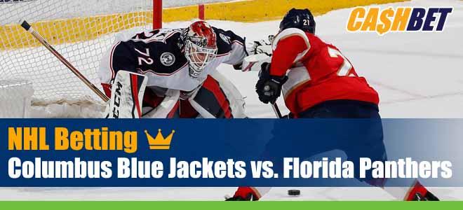 Columbus Blue Jackets vs. Florida Panthers