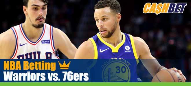 Golden State Warriors vs. Philadelphia 76ers