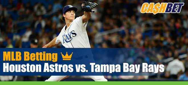 Houston Astros vs. Tampa Bay Rays 04/30/2021 Odds, Baseball Picks and Previews