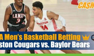 Houston Cougars vs. Baylor Bears