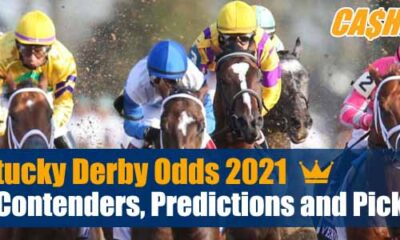Kentucky Derby Odds 2021 Top Contenders Predictions and Racebook Picks