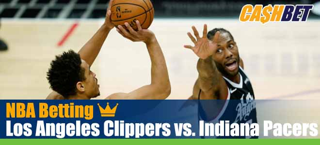 Los Angeles Clippers vs. Indiana Pacers