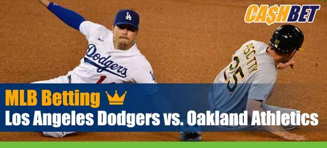 Los Angeles Dodgers vs. Oakland Athletics