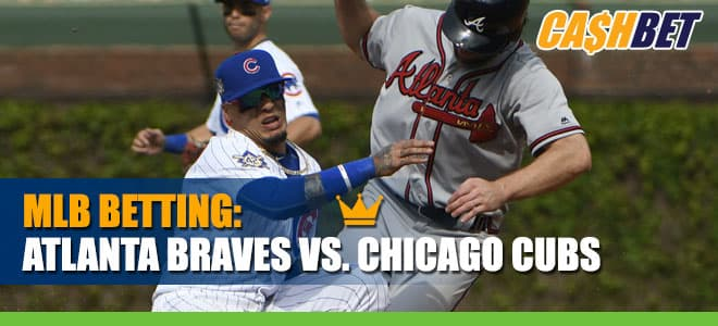 Atlanta Braves vs. Chicago Cubs - MLB Odds and Picks