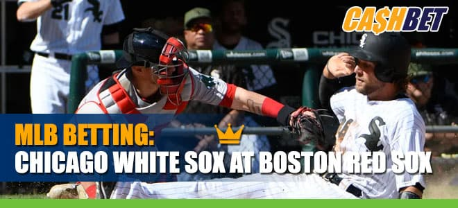Chicago White Sox vs. Boston Red Sox Betting Information and odds