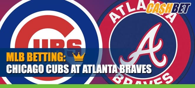 Chicago Cubs vs. Atlanta BravesBetting Information