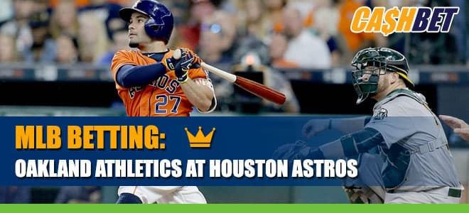 Oakland Athletics vs. Houston Astros - Baseball betting preview
