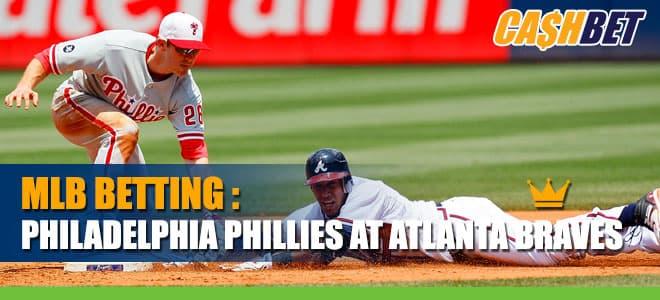 Baseball Betting: Philadelphia Phillies vs. Atlanta Braves Odds and Picks