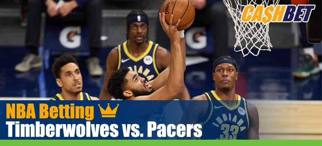 Minnesota Timberwolves vs. Indiana Pacers