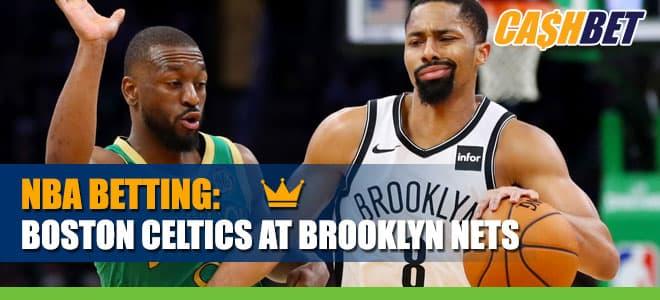 Boston Celtics vs. Brooklyn NetsBetting NBA