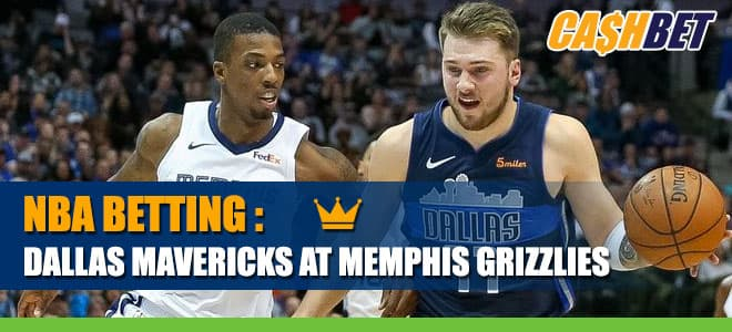 Dallas Mavericks vs. Memphis Grizzlies NBA Betting Odds, Picks