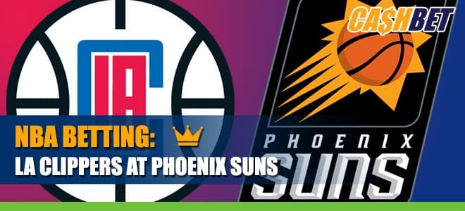 LA Clippers vs. Phoenix Suns Odds and Picks