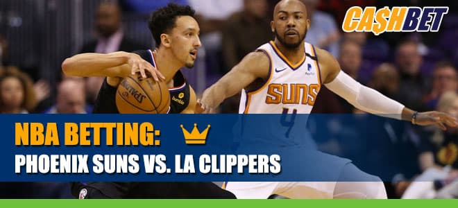 Phoenix Suns vs. LA Clippers Betting Information, Odds and Picks