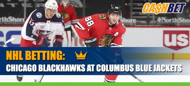 NHL Betting: Chicago Blackhawks vs. Columbus Blue Jackets Odds and Predictions