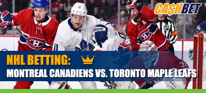 Montreal Canadiens vs. Toronto Maple Leafs Odds and Picks