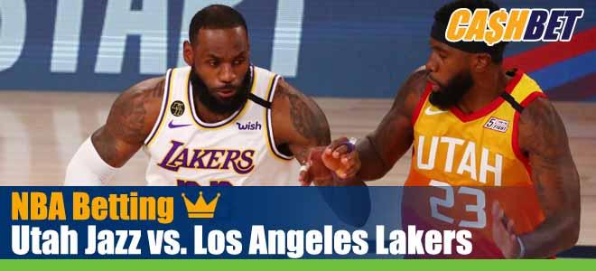 Utah Jazz vs. Los Angeles Lakers