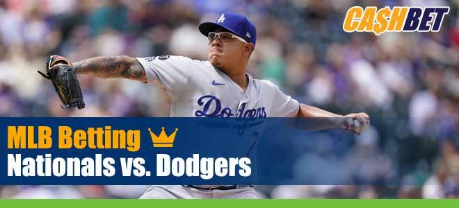 Washington Nationals vs. Los Angeles Dodgers