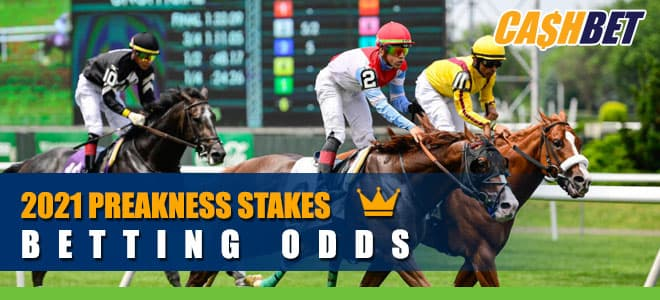 Medina Spirit and Concert Tour Co-Favorites for Preakness Stakes 2021 Betting