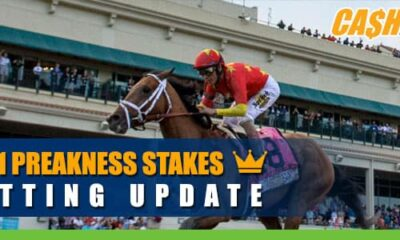 2021 Preakness Stakes betting