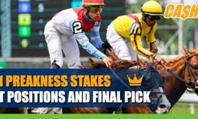 2021 Preakness Stakes – Post Positions and Final Pick