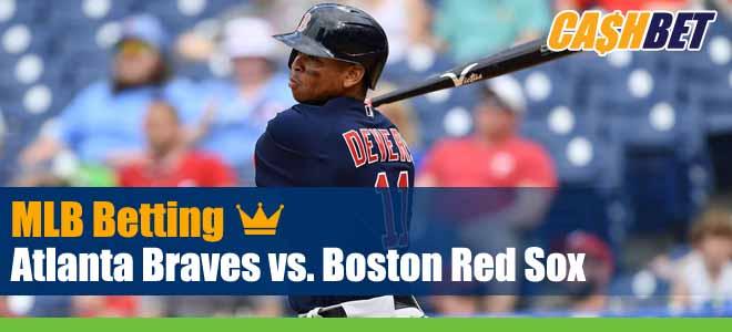Atlanta Braves vs. Boston Red Sox