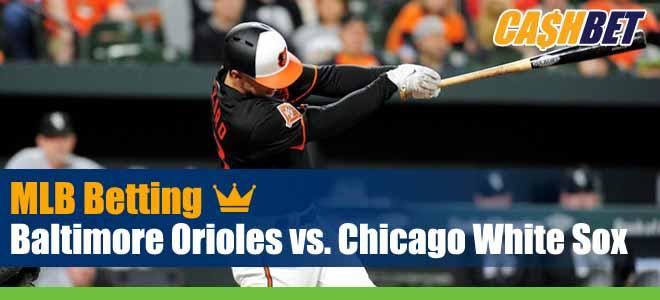 Baltimore Orioles vs. Chicago White Sox
