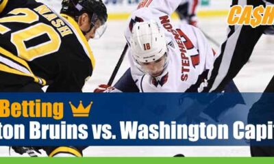 Boston Bruins vs. Washington Capitals NHL Picks Predictions and Betting Previews
