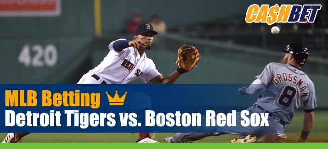 Detroit Tigers vs. Boston Red Sox MLB Previews, Game Analysis and Betting Odds