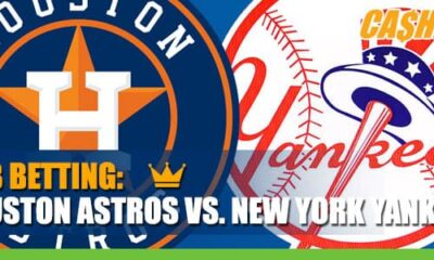 Houston Astros vs. New York Yankees Betting Info and odds