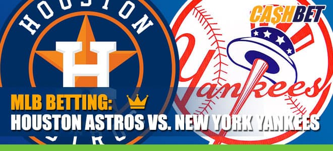 Houston Astros vs. New York Yankees Betting Info, Game Odds and Picks (Wednesday, May 5, 2021)