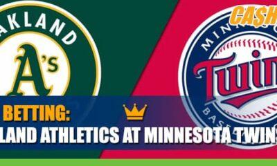 Oakland Athletics vs. Minnesota Twins Betting Info, Game Odds