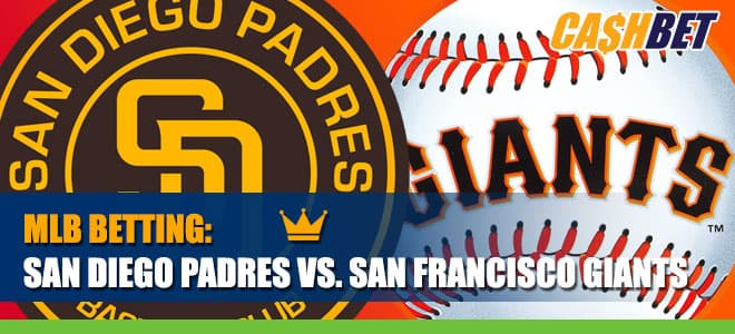 San Diego Padres vs. San Francisco Giants Betting MLB Info, Game Odds (Saturday, May 8, 2021)