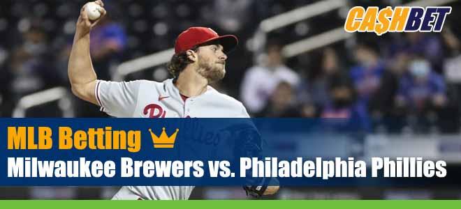 Milwaukee Brewers vs. Philadelphia Phillies MLB Picks, Previews and Game Analysis