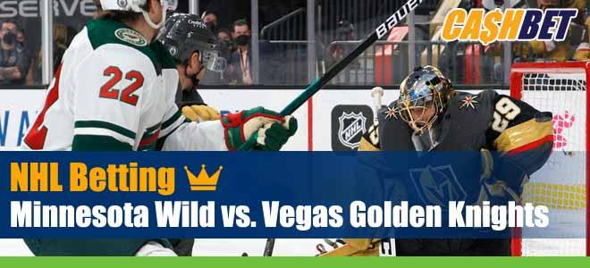 Minnesota Wild vs. Vegas Golden Knights