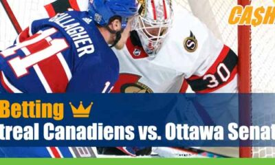 Montreal Canadiens vs. Ottawa Senators