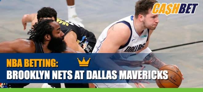 Brooklyn Nets vs. Dallas Mavericks Latest Odds and Betting Analysis (Thursday, May 6, 2021)