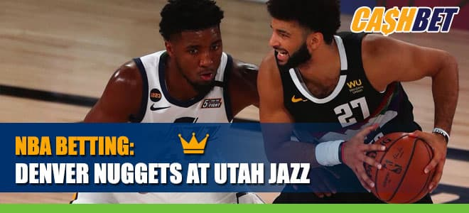 Denver Nuggets vs. Utah Jazz Betting Info, Game Odds and Picks (Friday, May 7, 2021)