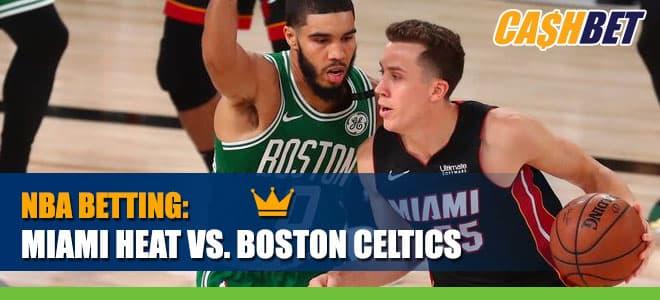 NBA Betting: Miami Heat vs. Boston Celtics Odds