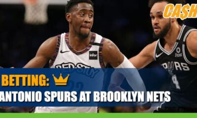 NBA Betting: San Antonio Spurs vs. Brooklyn Nets odds and picks
